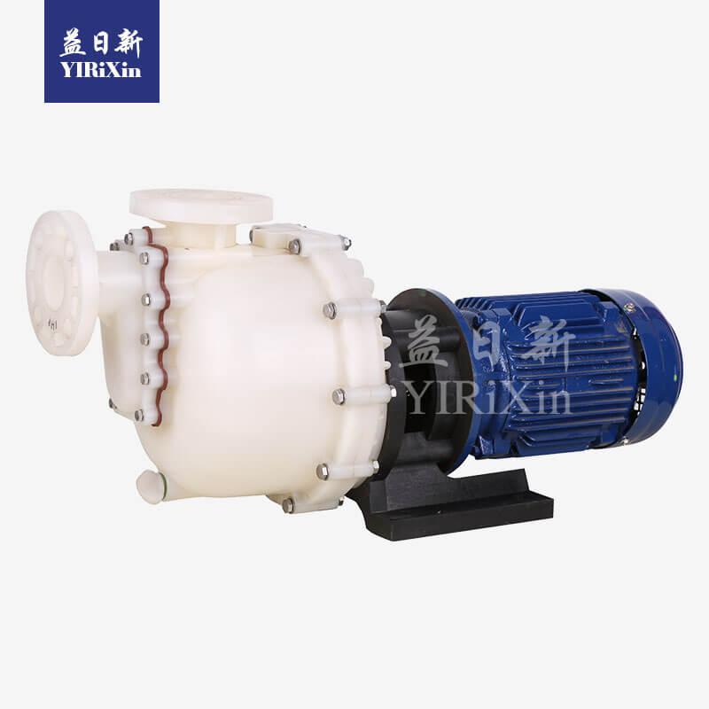 耐酸碱自吸泵的产品特点